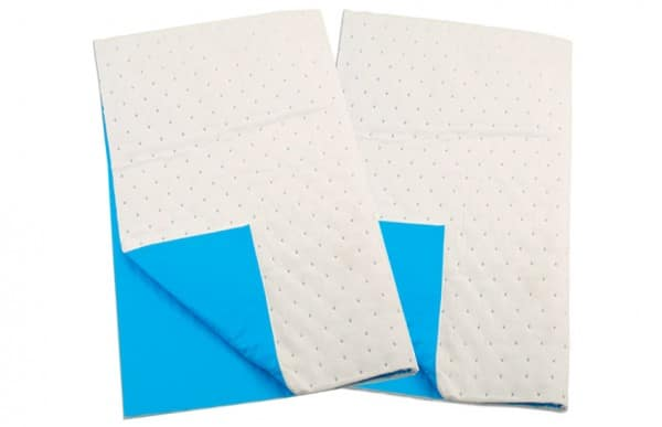2.6L Oil / Fuel Drip Absorbent Mat (Pack of 2)