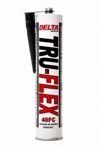 Tru Flex Black Seam Sealer 310ml-0