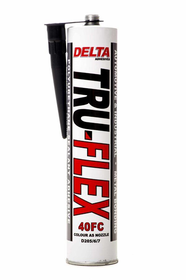 Tru Flex Black Seam Sealer 310ml-0