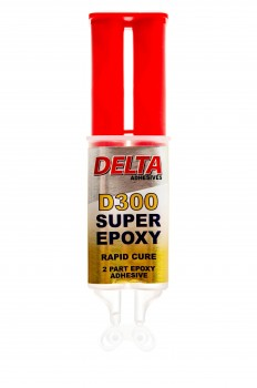 Rapid Epoxy Adhesive Syringe 25ml-0