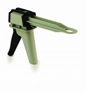 Applicator Gun for 50ml Twin Cartridges (Fast Black)-0