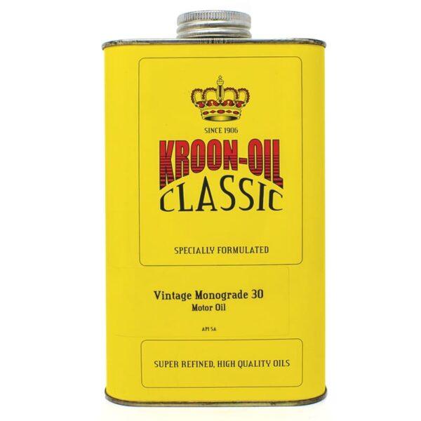 Kroon Oil Classic Vintage Monograde SAE 30 (1L)