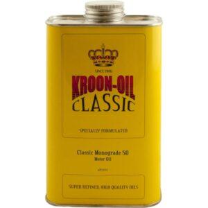 Kroon-Oil Classic Monograde SAE 50 Engine Motor Oil (1L)
