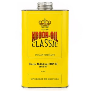 Kroon Oil Classic Multigrade SAE 10w30 Engine Motor Oil (1L)