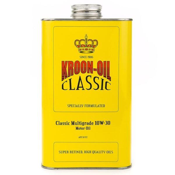 Kroon Oil Classic Multigrade SAE 10w30 Engine Motor Oil (1L)