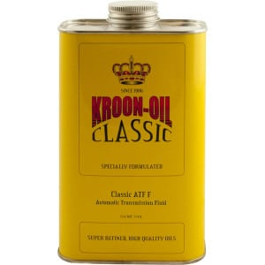 Kroon Oil Classic ATF F - Non-Friction Modified Automatic Transmission Fluid (1L)