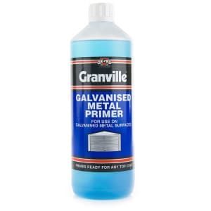Granville Metal Primer For Galvanised And Zinc Alloy 1 Litre