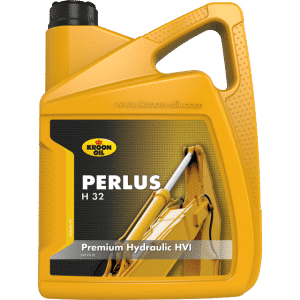Kroon Perlus H 32 is a premium, multigrade 'Extreme Pressure' hydraulic oil