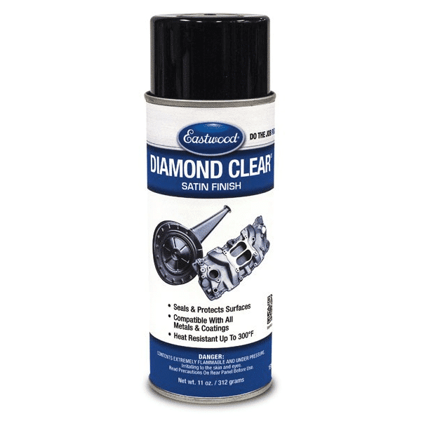 Eastwood Satin Clear Lacquer Aerosol (312ml)-0