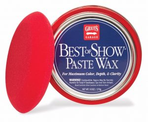 Griots Best of Show Paste Wax 9.5 OZ - 281ml-0