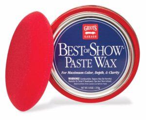 Griots Best of Show Paste Wax 9.5 OZ - 281ml-0