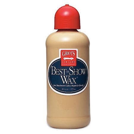 Griots Best of Show Wax 16 OZ - 473ml-0