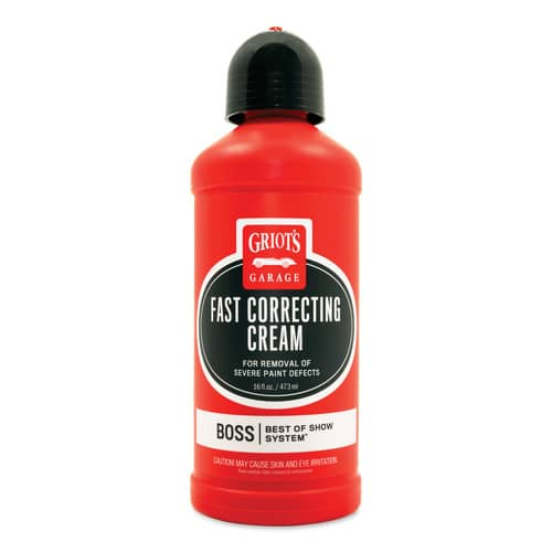 Griots Boss Fast Correcting Cream 16 OZ - 473ml-0