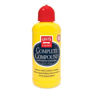 Griots Complete Compound 16 OZ - 473ml-0