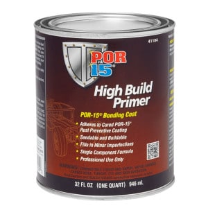 POR15 High Build Primer (Tie Coat Primer) Bonding Paint
