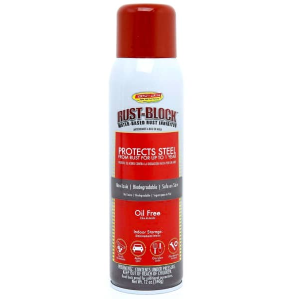 Evapo-Rust® RUST-BLOCK™ Water-Based Rust Inhibitor