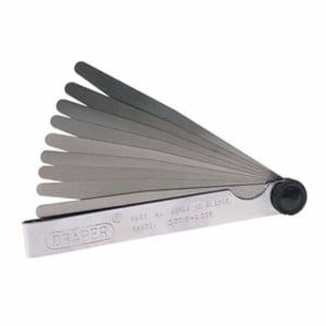 10 Blade Imperial Feeler Gauge Set