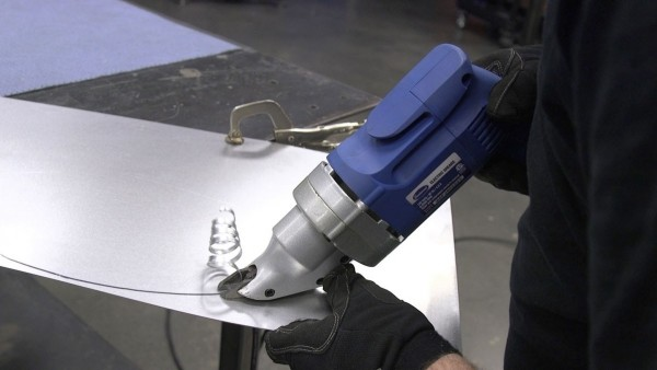 Eastwood Electric Metal Cutting Shears