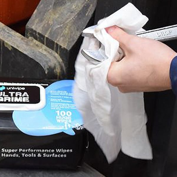 Ultra Grime Industrial Performance Wipes