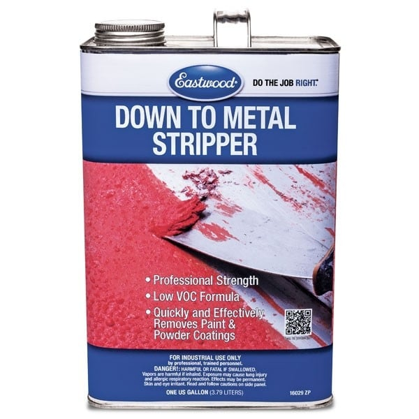 Eastwood DOWN TO METAL® Paint & Powder Stripper 3.78L