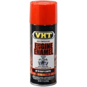 VHT Chevy Orange Engine Enamel High Temperature Paint (312g)-0