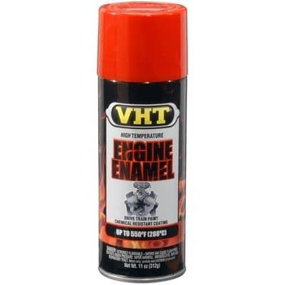 VHT Chevy Orange Engine Enamel High Temperature Paint (312g)-0