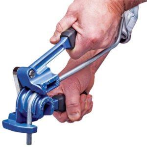 Triple Head 180 degree Tubing Bender 3/16-3/8 in