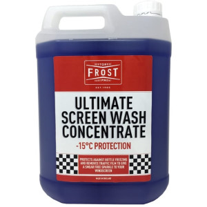 Frost Ultimate Screen Wash Concentrate 5L
