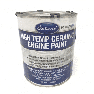 Eastwood Ceramic Engine Paint Old Ford Blue Quart