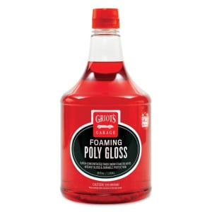 Griot's Foaming Poly Gloss