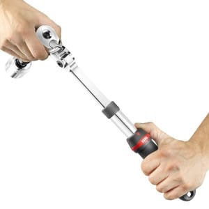 USAG Hinged Extendable Ratchet