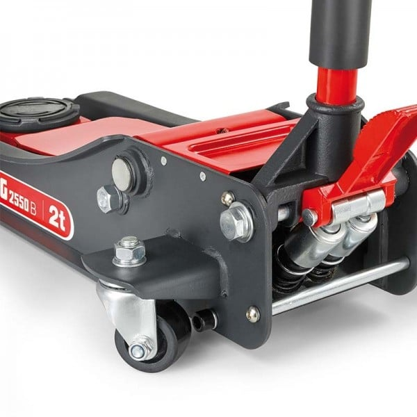 USAG 2T Hydraulic Service Jack - Cars and Commercial Vehicles