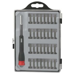 USAG 32 Piece Precision Bit & Holder Set
