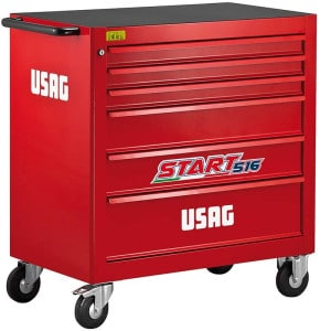 USAG Start 516 Roller Cabinet XL - 6 Drawers