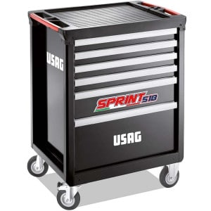 USAG 157 Piece Sprint 518 Roller Cabinet - Maintenance