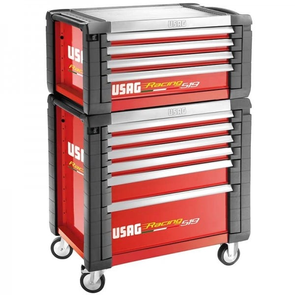 USAG Racing 519 Drawer Chest - 5 Modules