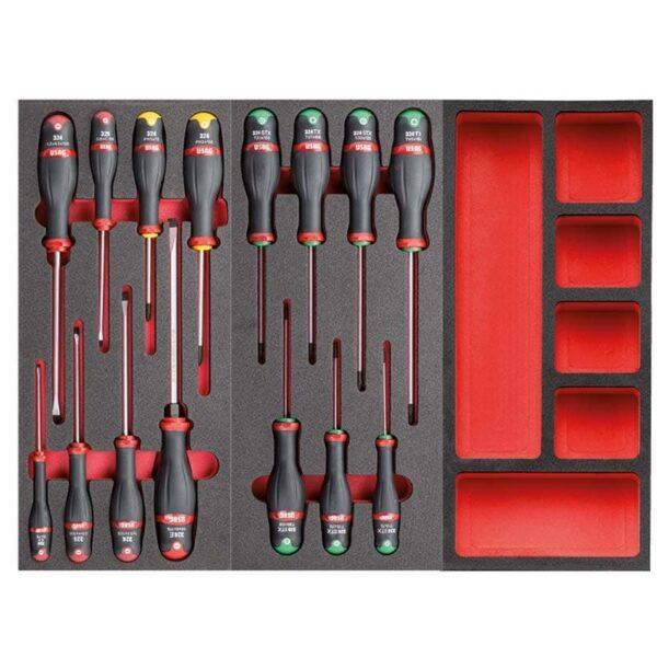 USAG 157 Piece Sprint 518 Roller Cabinet - Maintenance