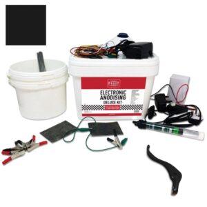 Deluxe Electronic Anodising Kit Black