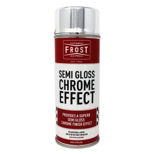 Frost Semi Gloss Chrome Effect Aerosol (400ml)