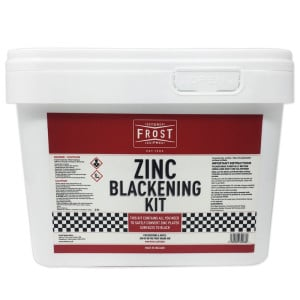 Zinc Blackening Kit