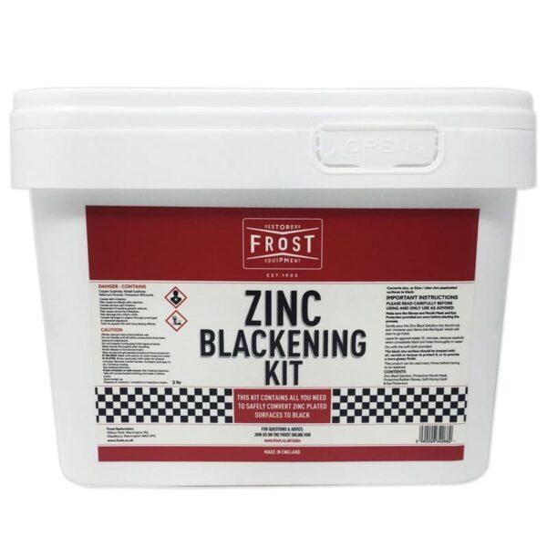 Zinc Blackening Kit