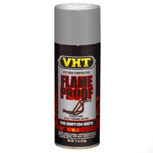VHT Flameproof Flat Gray