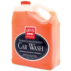 Griots Super Concentrate Car Wash 3.78L
