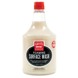 Griots Foaming Surface Wash 35floz - 1Ltr