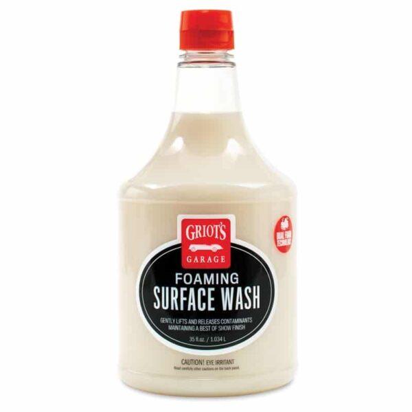 Griots Foaming Surface Wash 35floz - 1Ltr