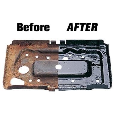 Before & After POR15