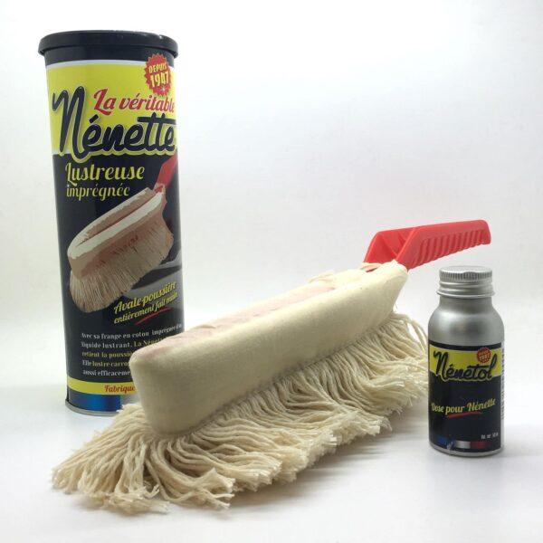 Frost Nenette Soft Mop Car Duster + 50ml Fluid-0