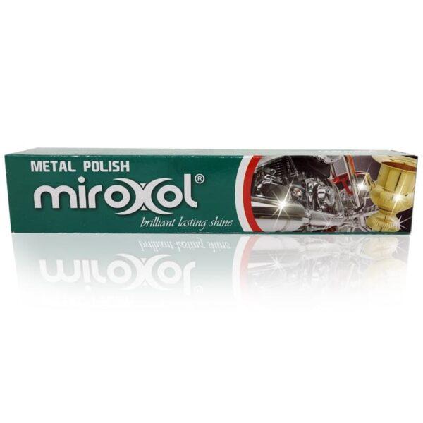 Miroxol Non-Abrasive Metal Polish