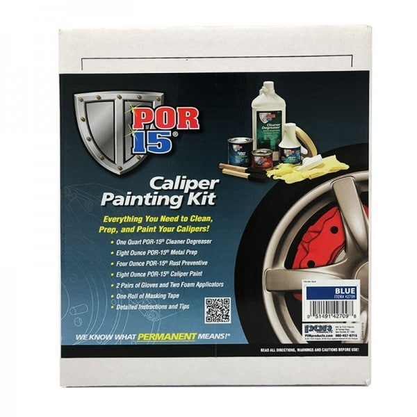 POR15 Caliper Painting Kit Blue