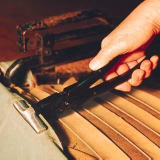 Upholsterer's Pliers   Canvas